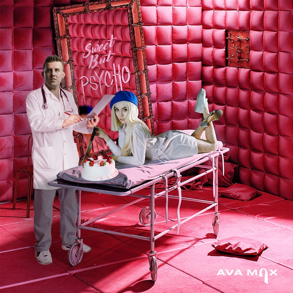 Download new music Ava Max – Sweet but Psycho