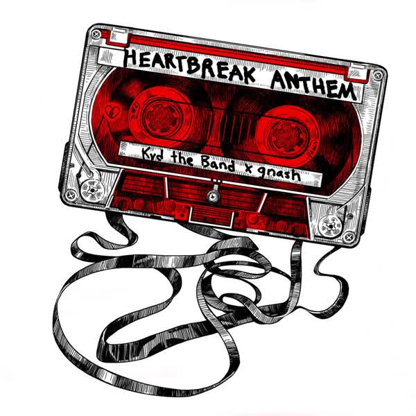 Download New Music GnashHeartbreak Anthem (Ft Kyd The Band)